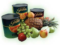 Golbon Canned Fruits